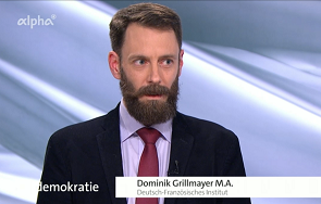 Dominik Grillmayer im Interview